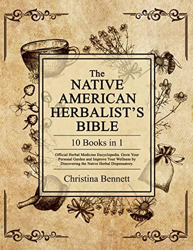 The Native American Herbalist's B…