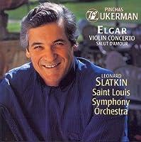 Elgar: Violin Concerto in B Minor by Pinchas Zukerman
