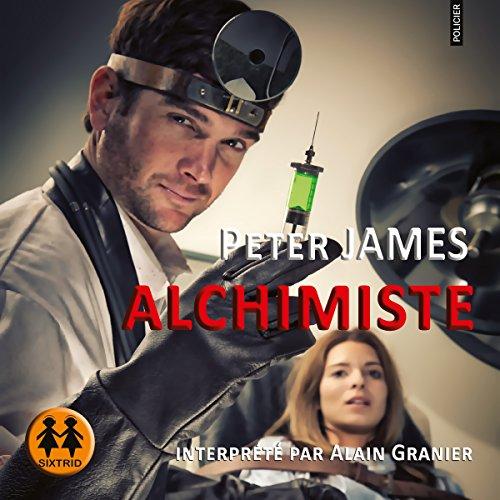 Alchimiste audiobook cover art