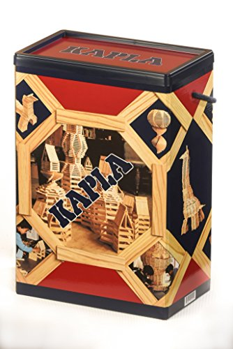 Baril 200 planchettes - Kapla