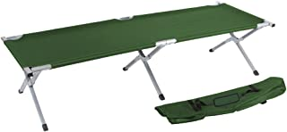 """Trademark Innovations 75"""" Portable Folding Camping Bed & Cot – 260 lbs."""