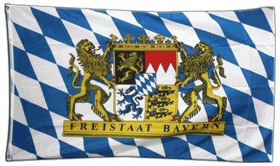 Flaggenfritze -  Flagge Deutschland