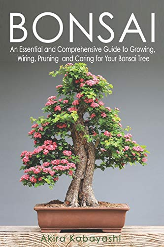 BONSAI: An Essential and Comprehensive Guide to Growing, Wiring, Pruning and Caring for Your Bonsai Tree