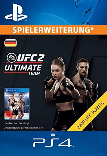 EA SPORTS 2 - 2.200 UFC POINTS [PSN Code - deutsches Konto]