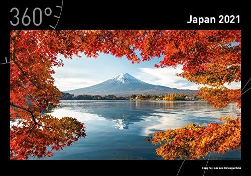 360° Japan Premiumkalender 2021 (360° Premiumkalender 2021)