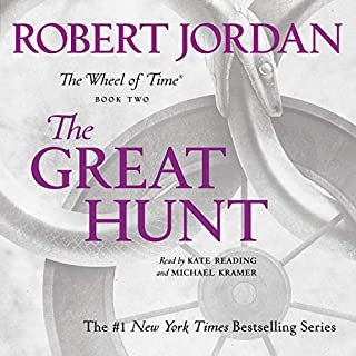 Page de couverture de The Great Hunt