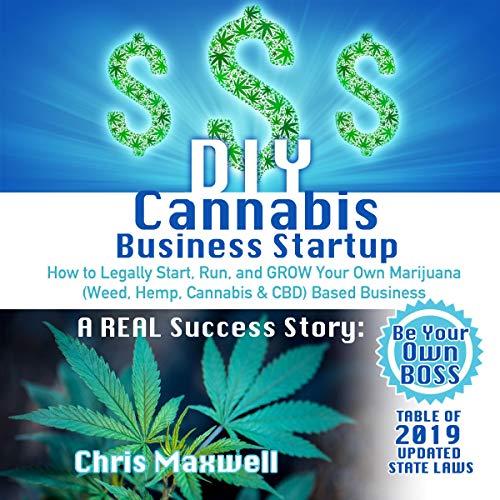 DIY Cannabis Business Startup cover art