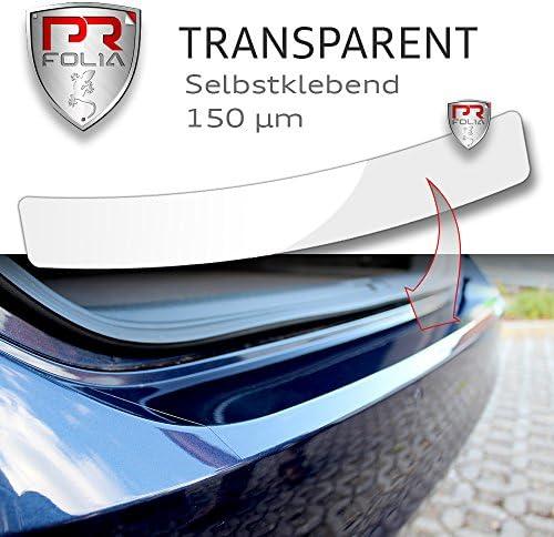 Pr Folia Ladekantenschutz Für Transit Connect Ab Bj 2014 Passend Lackschutzfolie Schutzfolie Autofolie Auto Lackschutz Stoßstangenschutz Folie Schwarz Auto