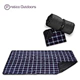 Premium Extra Large Picnic & Outdoor Blanket with Improved Backing, Carrying...