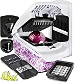Fullstar Vegetable Chopper Mandoline Slicer Dicer - Onion Chopper - Vegetable Dicer Food