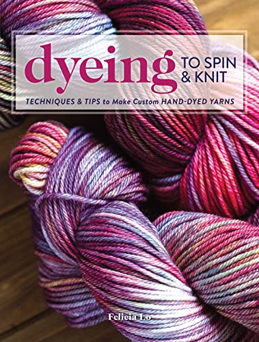 Dyeing to Spin