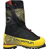 LA SPORTIVA Men's G2 EVO Mountaineering Boot, Black/Yellow, 43 (10 US)