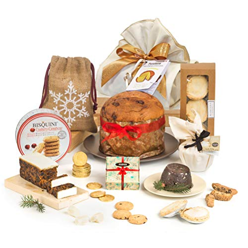 Hay Hampers' Christmas Traditions Hamper Gift - Free UK delivery
