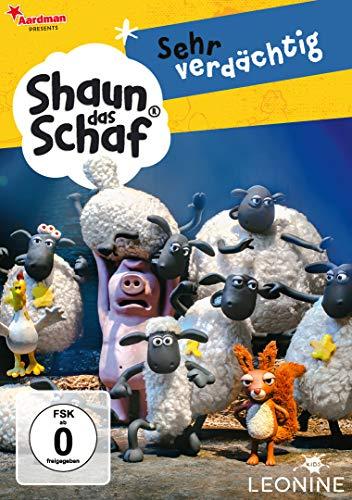 Shaun das Schaf - St. 6 DVD 2: Sehr verdächtig
