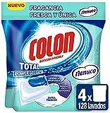 Colon Total Power Gel Caps Nenuco - Detergente para lavadora, aroma Nenuco, formato cápsulas - pack...