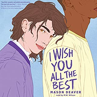 I Wish You All the Best audiobook cover art
