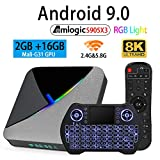Best Android Boxes - Android TV Box 9.0 2GB 16GB Amlogic S905X3 Review