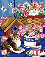 5DDIYダイヤモンド絵画動物猫犬ラインストーン写真ダイヤモンド刺繡動物モザイク月壁アート装飾