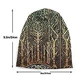 Immagine 1 tanglewood celtic tree design berretto
