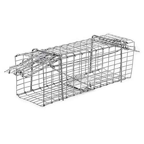 OSE Cage à nuisibles Double entrée Petit modèle