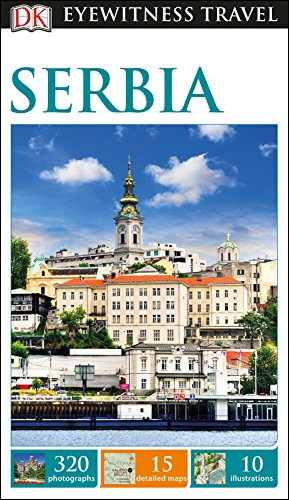 DK Eyewitness Serbia (Travel Guide) - 51OSzKml+iL