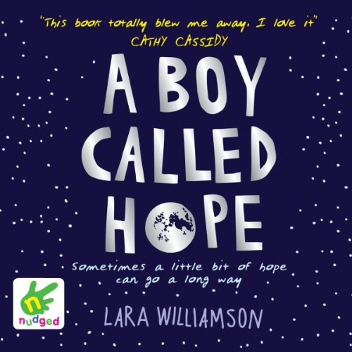 A Boy Called Hope audiobook cover art