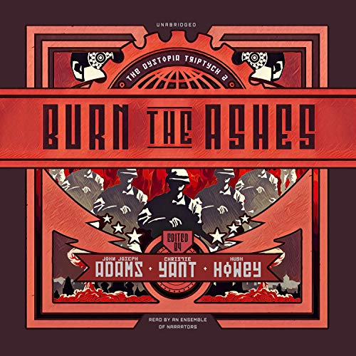 Burn the Ashes cover art