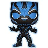 Funko Pop Marvel: Black Panther - Glow in Dark Exclusivo de Walmart...