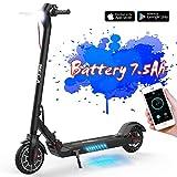 """[page_title]-MARKBOARD Elektro Scooter Elektroroller 8.5"""" 350W Akku 7,5 Ah mit App und Bluetooth, DREI Geschwindigkeitsmodi Faltbar Cityroller"""