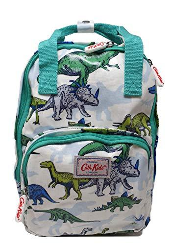 Cath Kidston Dinosaur Shadow Medium Rucksack Backpack in Off White Oilcloth