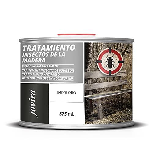 MATACARCOMA anticarcoma, Tratamiento para insectos de la madera (Mata carcoma, Anticarcoma) (375 ML)