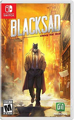 Blacksad: Under The Skin Limited Edition (輸入版:北米) – Switch