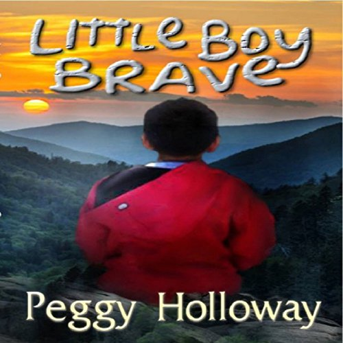 Little Boy Brave audiobook cover art