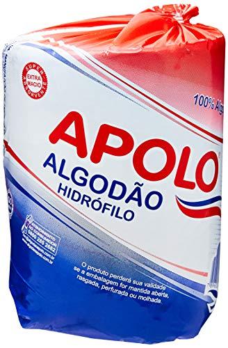 Algodão Apolo em Caixa 250G, Apolo