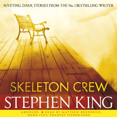 Skeleton Crew: Selections audiobook cover art