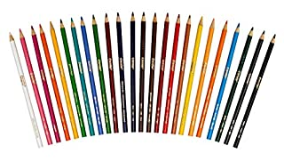 اسعار Crayola 24 Ct Colored Pencils, Assorted Colors