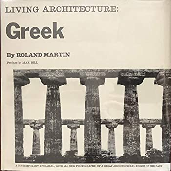 Hardcover Living Architecture: Greek Book