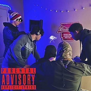 No Life (feat. Lil G, XLRudy & $kUG)
