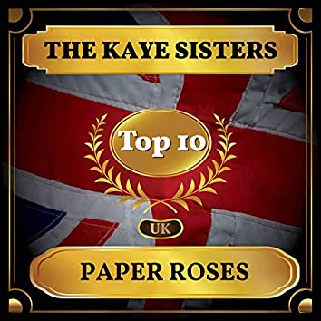 Paper Roses (UK Chart Top 40 - No. 7)