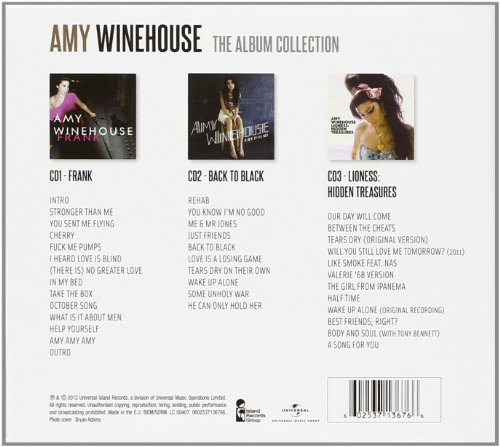 Album collection (Limited Edition 3 CD)