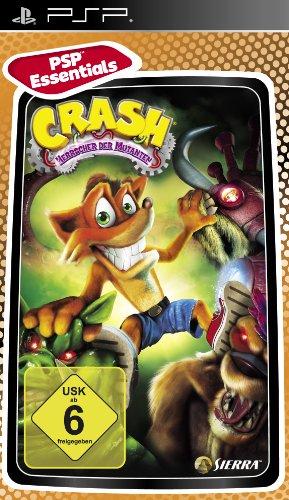 Crash Mind Over Mutant [Essentials] - [Sony PSP]