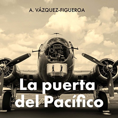 La puerta del Pacífico [The Pacific Door] copertina