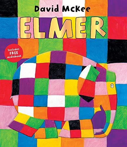 Elmer (Elmer Picture Books Book 1) (English Edition)