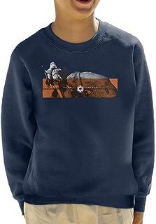 Star Wars Imperial Command Dewback Stromtroopers Kid's Sweatshirt