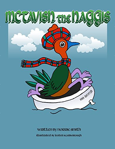 McTavish the Haggis (English Edition)