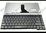 Genuine New Laptop keyboard for Toshiba Satellite A10 A15 A20 A25 A30 A40 A45 A50 A55 A80 A85 A100 A105 1400 2400 M30 M35 M40 M50 M55 P20 P25 P30; Tecra A1 A2 A3 A4 A5 M1 M2 M3 M4 S2 S3 Black V-0522BIAS1-US, G83C0001K210, KFRMBA132B, NSK-T4101, NSK-T4701, V-0522BIAS1, Mp-03433US