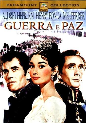 GUERRA E PAZ - AUDREY HEPBURN