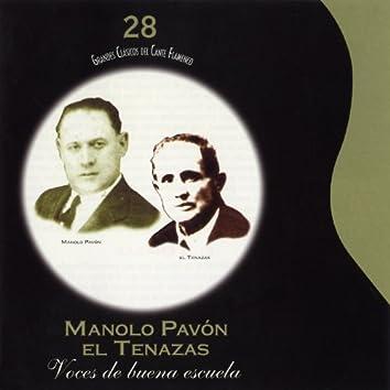 Grandes Clásicos del Cante Flamenco, Vol. 28: Voces de Buena Escuela