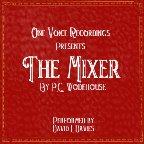 The Mixer audiobook cover art