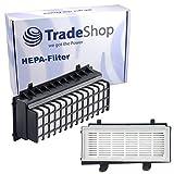 Trade-Shop HEPA-Filter für Bosch BGS5ALL1 BGS5PERF5 BGS5SIL1AU BGS5SIL66A BGS5SIL66B BGS5SIL66C BGS5SILM1 BGS5Z0002 Zoo'o ProAnimal BGS55S66 / Abluftfilter